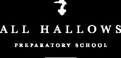 All Hallows logo – Ice House Design, Bath