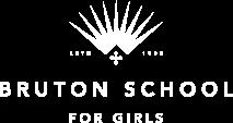 Bruton School for Girls logo – Ice House Design, Bath